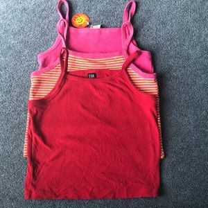 Girls Bundle Cami Tank Tops Sz 16 / XL